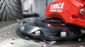 Установка и обслуживание тормозных систем X-Race